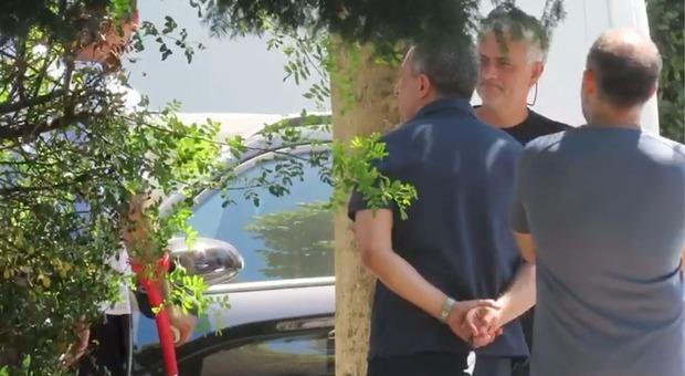 Spinazzola torna Roma e incontra Mourinho. Pinto cerca il sostituto: Bensebaini tra i candidati