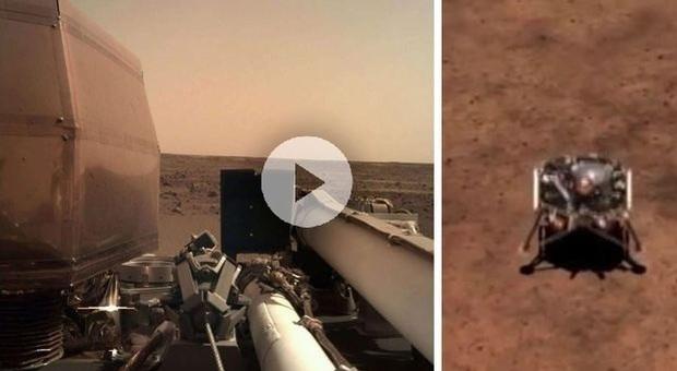 Marte, il successo del lander InSight in vista delle missioni umane