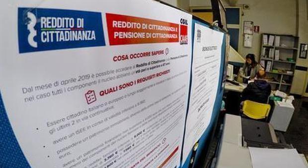 Reddito di cittadinanza, tra le grandi città Roma ottava e sotto la media