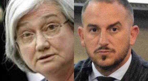 Rosy Bindi e Pasquale Virciglio