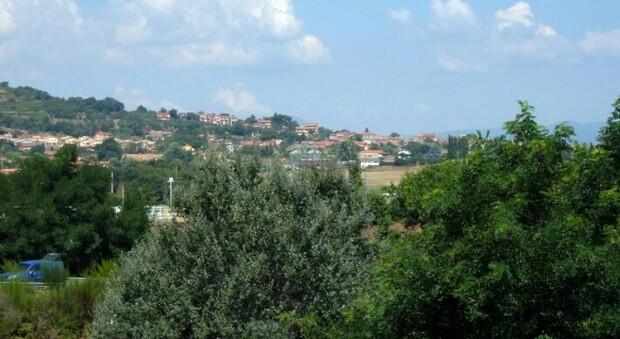 Vista di Monterosi