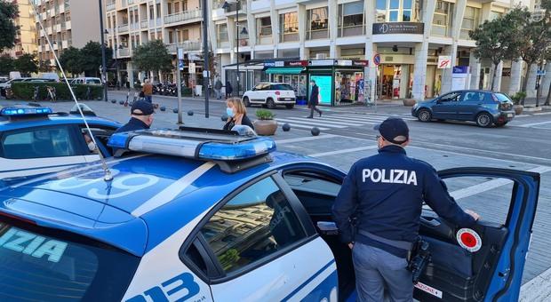 Covid, circoli e sale scommesse aperte: scatta il blitz a Pescara