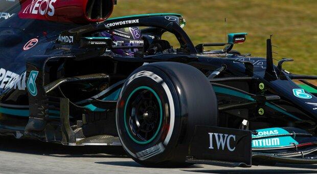 Formula 1, Hamilton si aggiudica le seconde libere: 2° tempo per Bottas, 3° Leclerc
