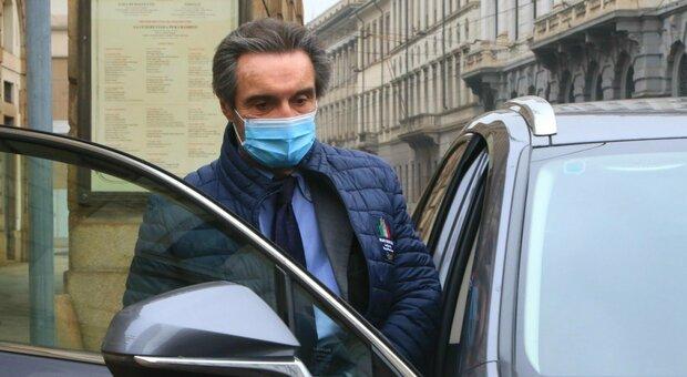 Zona rossa in Lombardia, Fontana contesta la decisione: «Un'analisi non adeguata»