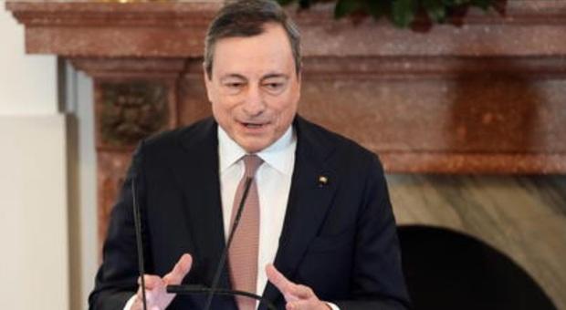 Due sfide in due settimane per l'esecutivo Draghi Dalle riaperture al Recovery tenendo unita la maggioranza