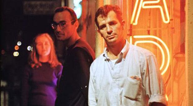 Lo scrittore Jack Kerouac