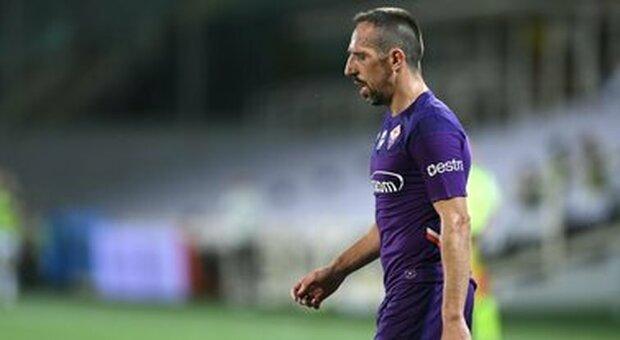 Lazio, spunta il nome di Ribery per il dopo Correa. Ma la società smentisce