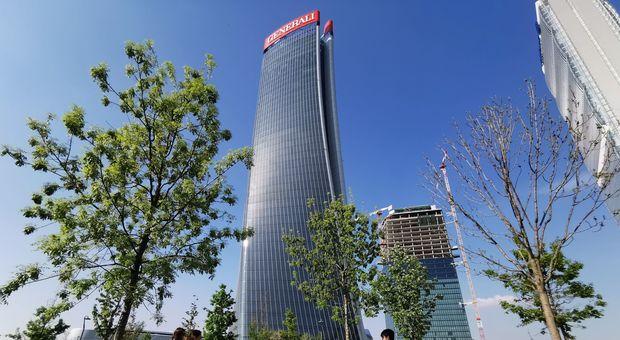 Sede della Huawei a Milano