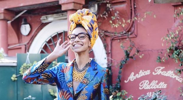 Stella Jean, la stilista di origini haitiane prende posizione: «I nuovi italiani invisibili per la moda»