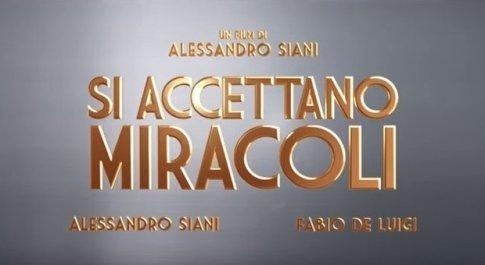 Stasera in tv, su Rai 1 Si accettano miracoli : trama e curiosità del film con Alessandro Siani