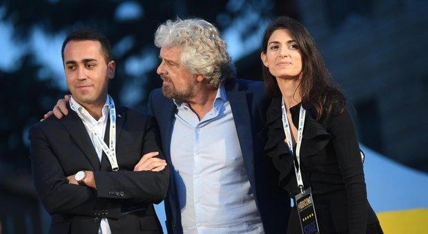 Di Maio vede Grillo: per Raggi ipotesi bis o candidatura in Parlamento