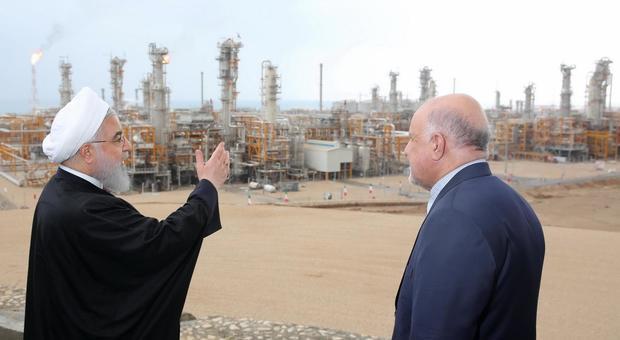 Anche per l'Italia stop alle esenzioni Usa all'import di petrolio dall'Iran