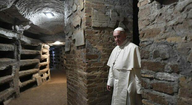 Vescovo rivela che Papa Francesco è spaventato per la piega presa dalla riforma della Chiesa in Germania