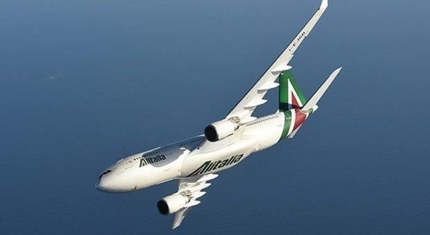 Alitalia, la più grande compagnia aerea italiana