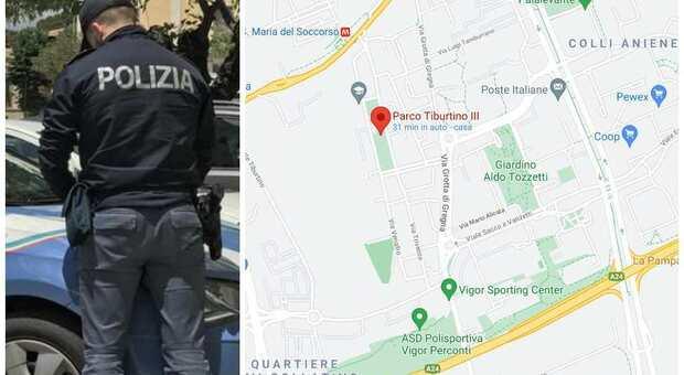 Tiburtino III, poliziotti aggrediti da 50 persone. Seguiti anche al Pertini. Due arresti