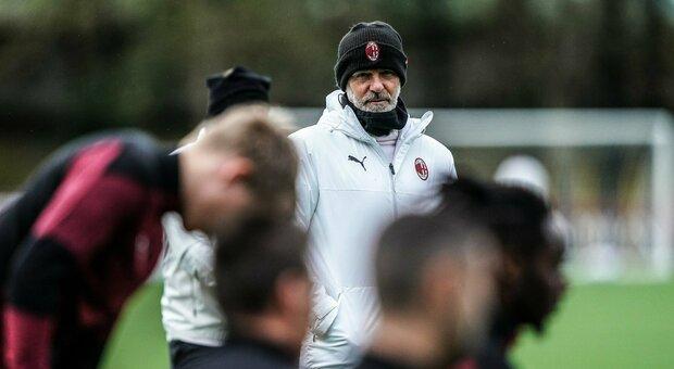 Milan, vietato sbagliare. Pioli: «Vogliamo tornare a vincere a San Siro»