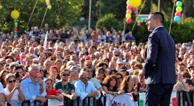 Di Maio a Italia 5 Stelle: «M5S sarà l'ago della bilancia di ogni governo»