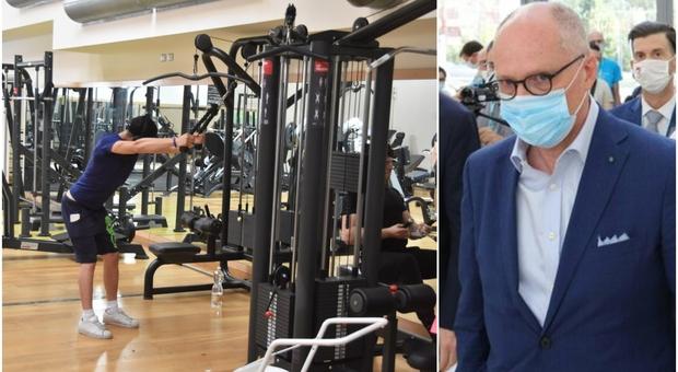 Covid, Ricciardi: «Epidemia fuori controlli, avrei chiuso palestre e piscine»