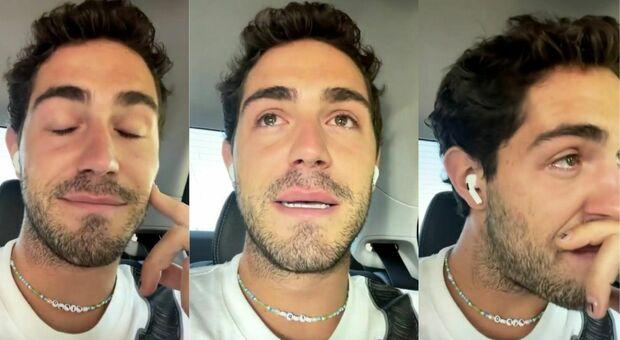 Raffaella Carrà, Tommaso Zorzi in lacrime fa infuriare Selvaggia Lucarelli. Lui risponde: «Sguazzi nel torbido»