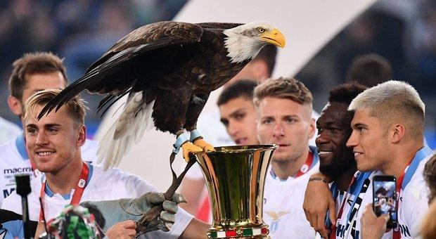 Coppa Italia: la Lazio vince, il Var no