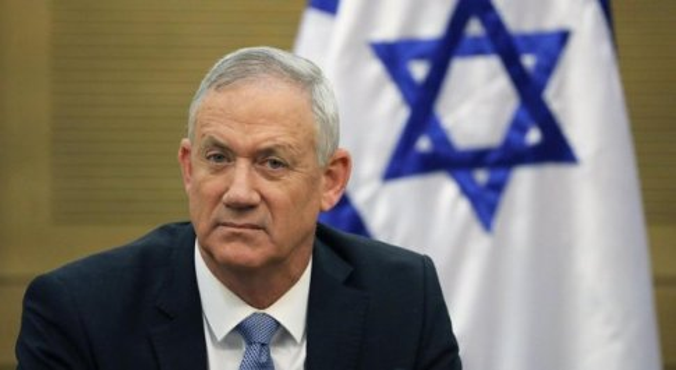 Avigdor Lieberman, a sinistra, con Benjamin Netanyahu