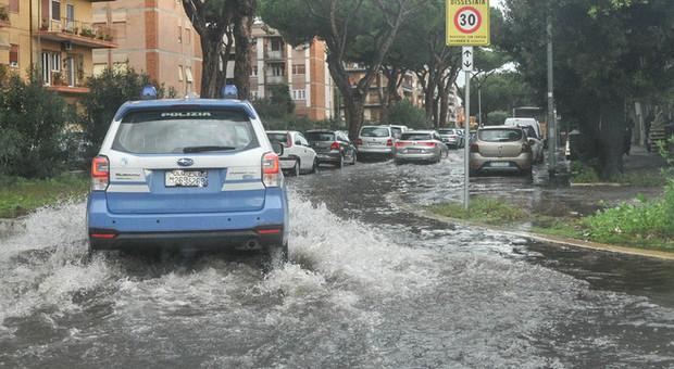 Meteo, settimana nera: giorni di piogge intense su tutta Italia. Previsti nubifragi a Roma