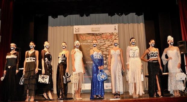 ModArte e Premio Margutta , brilla la collezione Haute Couture della stilista Eleonora Altamore