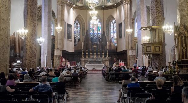 La cattedrale di Perugia