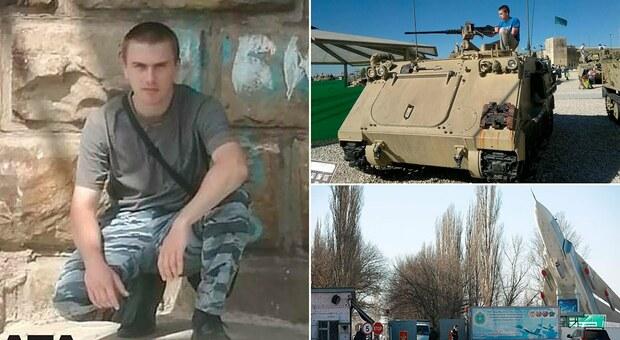 Russia, massacro nella base aerea Baltimor: è caccia al soldato che ha ucciso 3 colleghi e ferito un quarto