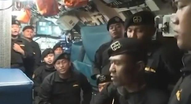 Sottomarino affondato, nell'ultimo video l'equipaggio canta: «Ci vediamo dopo»