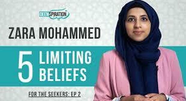 100 vip a sostegno di Zarah Mohammed, la prima donna a guidare l'Islam inglese