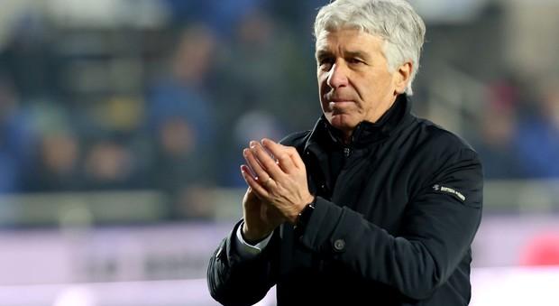 Atalanta, Gasperini: «Con la Roma gara difficile ma dobbiamo fare punti»