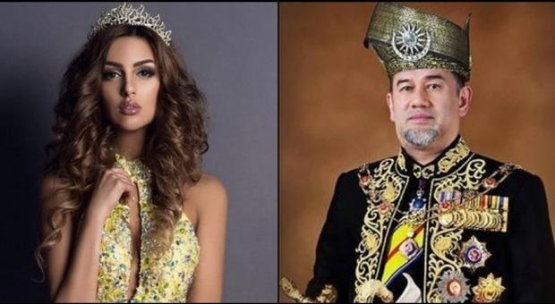 Matrimonio Simbolico In Thailandia : Malesia il sultano abdica per amore: gossip su nozze con modella