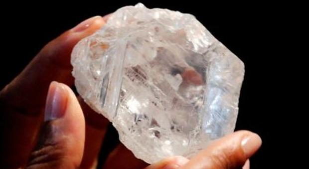 1.109 carati per Lesedi La Rona, la nuova pietra del gioielliere Graffe