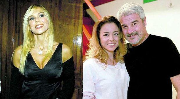 Matilde Brandi, Alessia Navarra e Pino Insegno