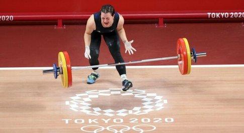 Chi è Giorgia Bordignon, l'argento dei pesi che ha sollevato 232 chili