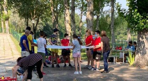 Il campus dell'integrazione è al parco del Chico Mendes