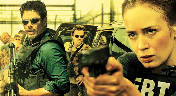 Stasera, martedì 27 luglio in tv su Rai Movie «Sicario»: curiosità e trama del film con Emily Blunt