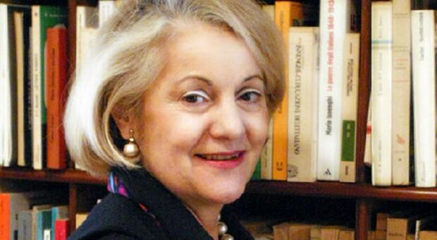 La scrittrice Antonia Arslan a Ferrara con Moni Ovadia il 24 aprile, giorno che ricorda il genocidio degli armeni