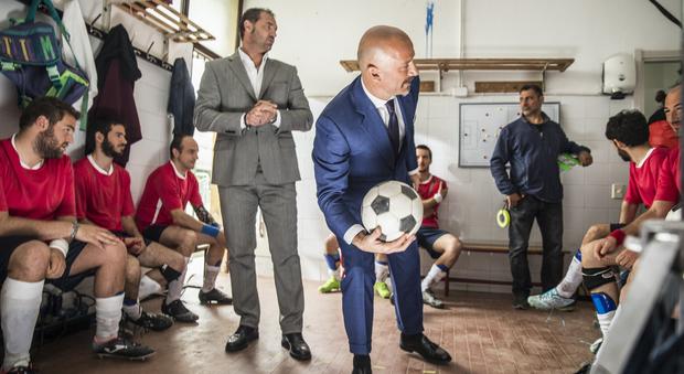 """Al via """"Squadre da incubo"""", un format inedito sul mondo del calcio condotto da Gianluca Vialli"""