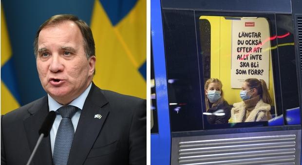 Covid in Svezia, restrizioni fino al 7 febbraio. Il premier: «La situazione resta grave»