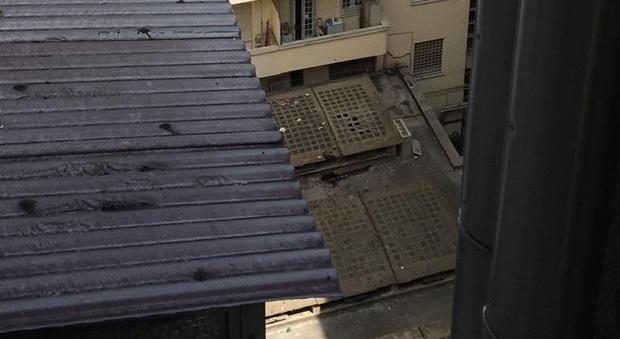 Studente cade dal settimo piano a Roma: è gravissimo