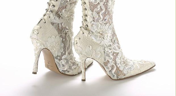 Le scarpe da sposa più costose del mondo costano 40mila dollari