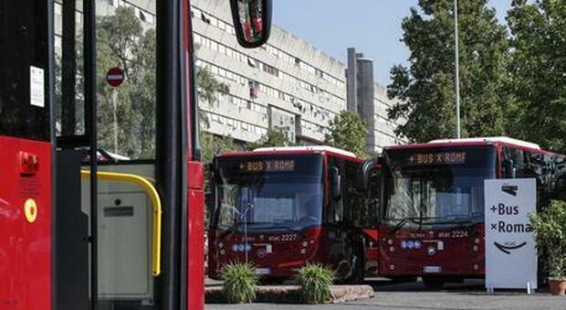 Roma, oggi sciopero degli autobus: fasce orarie e linee a rischio