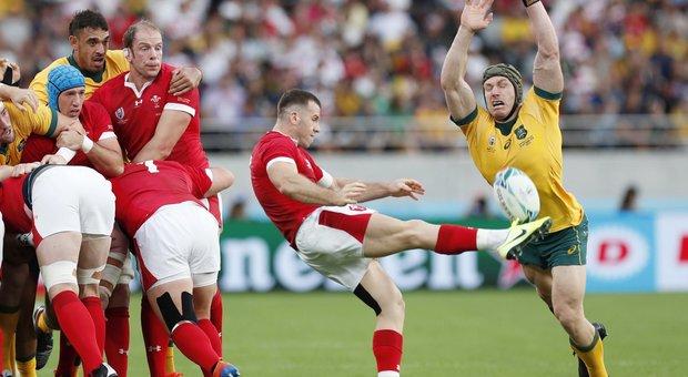 Mondiali, il Galles supera l'Australia 29-25 Highlights Il programma e la guida tv e streaming