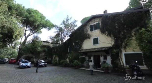 La villa sull'Appia Antica