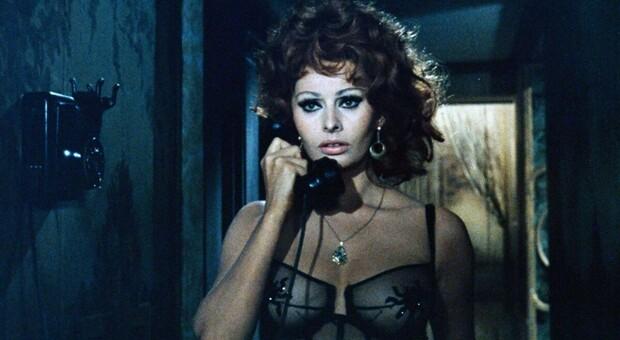 Sophia Loren in Matrimonio all'italiana