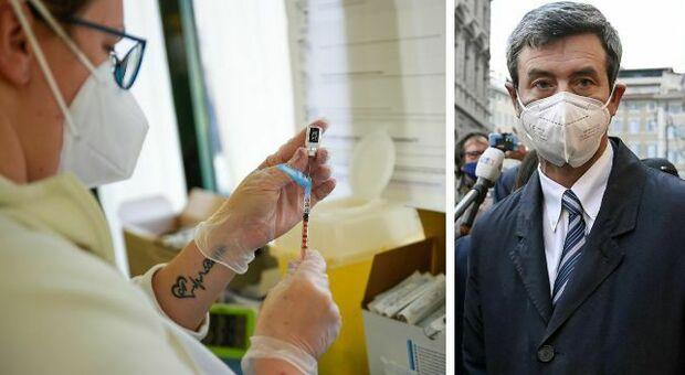 Vaccini in azienda, Orlando: con arrivo di più dosi partono le somministrazioni