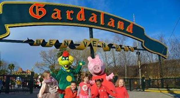 Peppa Pig Land Arriva A Gardaland Unarea A Tema Per I Più Piccoli