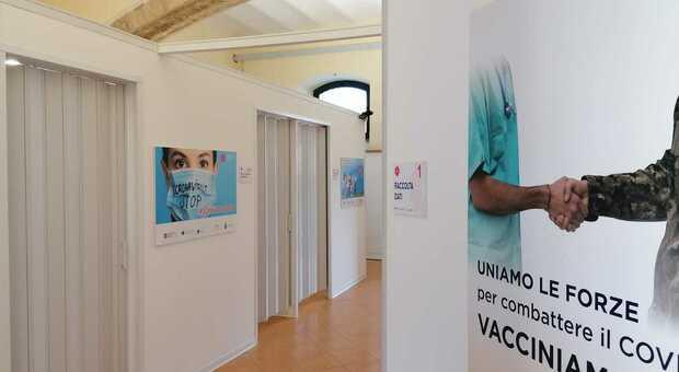 Sabato e domenica alla Verdirosi Open day per over 50 e categorie prioritarie di ogni età, vaccino AstraZeneca